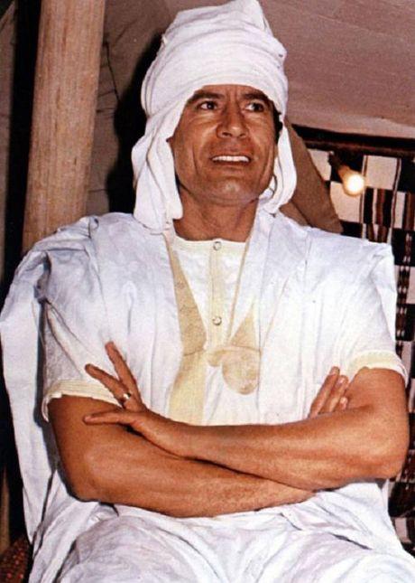 Nhung dieu it biet ve co Dai ta Muammar Gaddafi - Anh 2