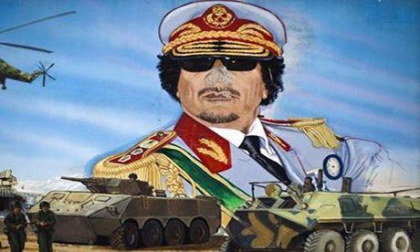 Nhung dieu it biet ve co Dai ta Muammar Gaddafi - Anh 3