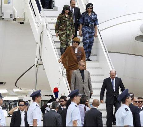 Nhung dieu it biet ve co Dai ta Muammar Gaddafi - Anh 9