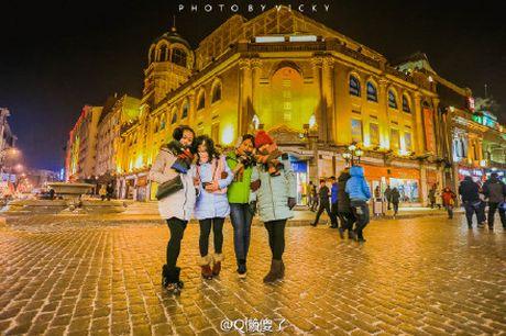 Co mot chau Au giua long Trung Quoc - Anh 3