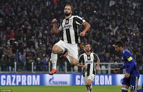 "Juventus 1-1 Lyon: ""Ba dam gia"" chua the di tiep - Anh 1"