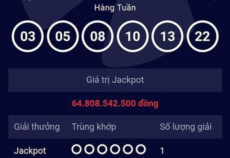 Nguoi trung giai dac biet Jackpot 65 ty dong den tu TP HCM - Anh 1