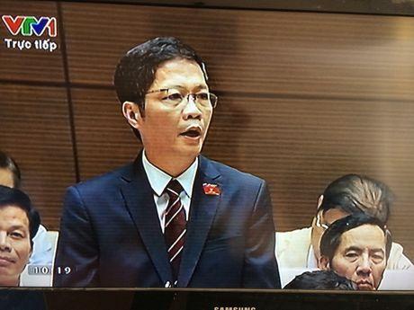 Bo truong Bo Cong Thuong giai trinh ve 5 du an nghin ty nguy co thua lo, mat von - Anh 1