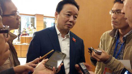 Bo truong Tran Hong Ha: Xu ly trach nhiem vu Formosa triet de - Anh 1