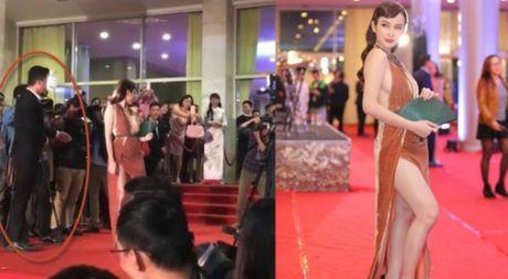Angela Phuong Trinh phu nhan chuyen bi 'duoi' khoi tham do su kien - Anh 1