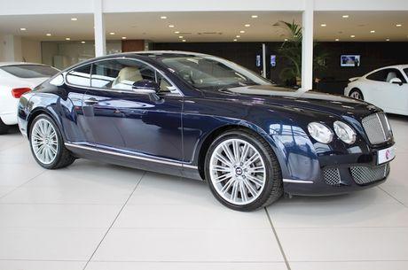 'Bau vat' Bentley Continental GT Speed cua CR7 duoc ban dau gia - Anh 2