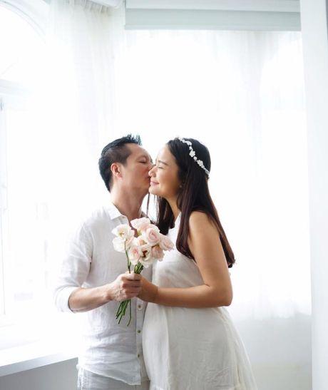 Phan Nhu Thao sinh con gai dau long cho dai gia Duc An - Anh 2