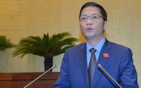 Bo truong Cong Thuong giai trinh 5 du an 'tieu tan' 30 ngan ty - Anh 1