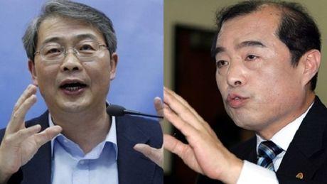 Han Quoc cong bo ten tan Thu tuong va Bo truong tai chinh moi - Anh 1