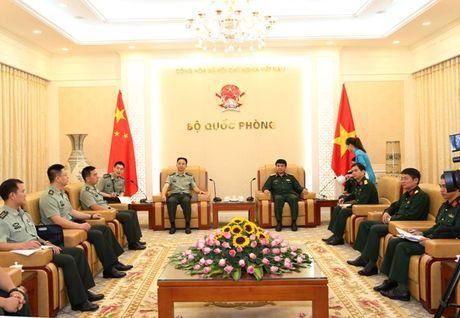 Trung Quoc - Viet Nam chia se kinh nghiem tham gia Luc luong Gin giu hoa binh LHQ - Anh 1