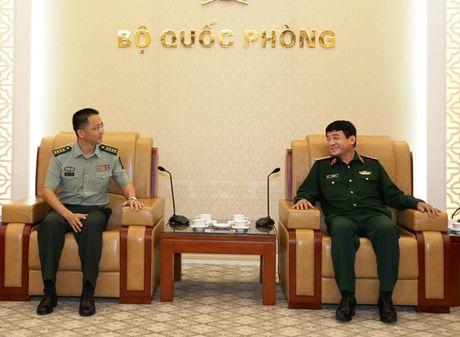 Trung Quoc - Viet Nam chia se kinh nghiem tham gia Luc luong Gin giu hoa binh LHQ - Anh 2