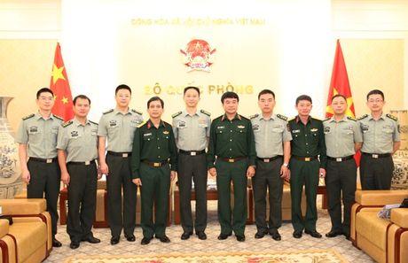 Trung Quoc - Viet Nam chia se kinh nghiem tham gia Luc luong Gin giu hoa binh LHQ - Anh 3