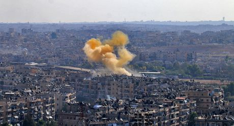 Tin cuoi ngay: Vien canh Aleppo that thu den gan, suc ep voi My tang cao - Anh 1
