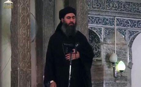 Trum khung bo Bagdadi ra lenh cho cac phan tu IS khong rut khoi Mosul - Anh 1
