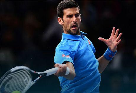 Djokovic – Mueller: Coi bo ap luc (Vong 2 Paris Masters) - Anh 1