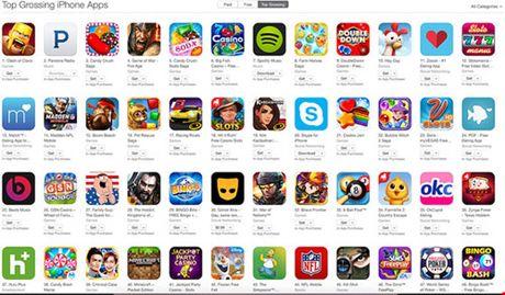4 uu diem khien iOS 'an dut' Android - Anh 1