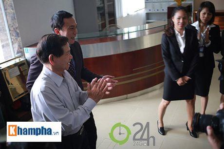 Nguyen Chu tich nuoc Nguyen Minh Triet khen HLV Tuan la ngoi sao moi - Anh 1