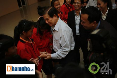 Nguyen Chu tich nuoc Nguyen Minh Triet khen HLV Tuan la ngoi sao moi - Anh 3
