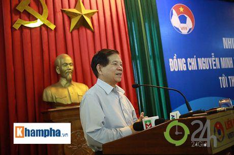 Nguyen Chu tich nuoc Nguyen Minh Triet khen HLV Tuan la ngoi sao moi - Anh 5