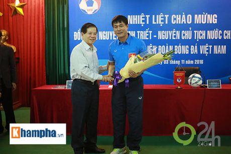 Nguyen Chu tich nuoc Nguyen Minh Triet khen HLV Tuan la ngoi sao moi - Anh 8