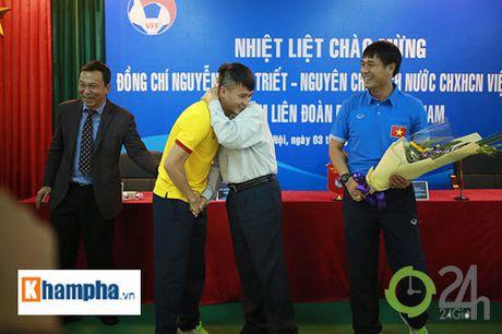 Nguyen Chu tich nuoc Nguyen Minh Triet khen HLV Tuan la ngoi sao moi - Anh 9