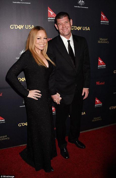 Vua chia tay ti phu Uc, Mariah Carey tim vui ben trai tre kem hon con giap - Anh 2