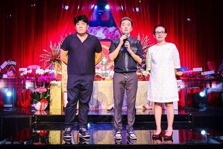 Dam Vinh Hung bat ngo dong cua phong tra MTV - Anh 3