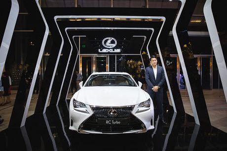 Lexus dong hanh cung su kien thoi trang uy tin nhat trong nam - Anh 3