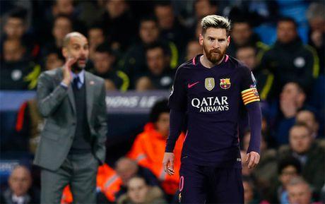 Messi gay han voi tro ly cua Pep Guardiola - Anh 1