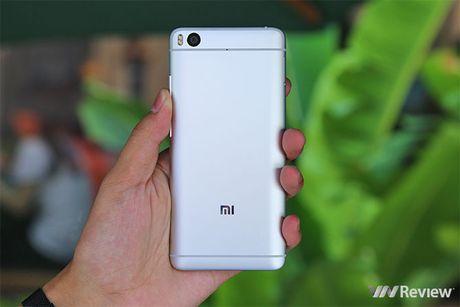 6 smartphone dang mua nhat cua Xiaomi hien nay - Anh 6