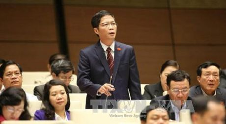 Bo truong Tran Tuan Anh: 'Con nhieu du an tiem an nguy co thua lo, mat von' - Anh 1