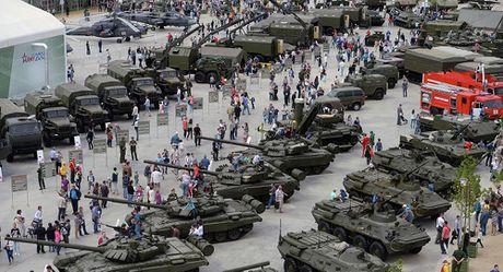 Viet Nam nam trong top ba khach hang lon nhat mua vu khi Nga - Anh 1