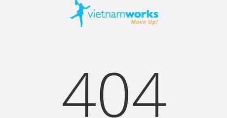 VietnamWorks: 'Du lieu cua nguoi dung van an toan' - Anh 1