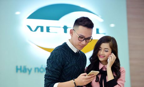 Viettel cam ket gia cuoc 4G re hon, chat luong tot hon 3G - Anh 2