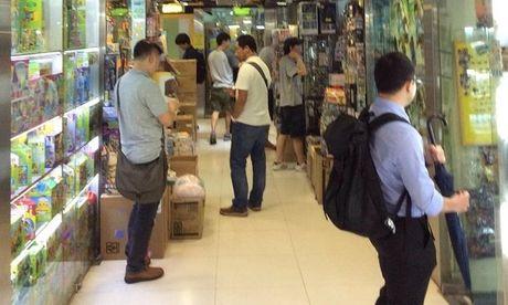Kham pha khu vuc soi dong nhat Hong Kong - Anh 2