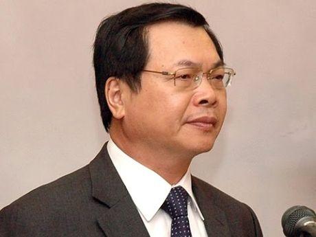 Trung uong Dang quyet dinh ky luat Ban can su Dang Bo Cong thuong va ong Vu Huy Hoang - Anh 1