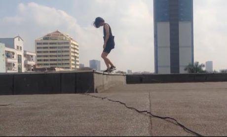 Phia sau clip nu sinh Ha Noi nhay tang thuong tu tu ban trai phu bac - Anh 2
