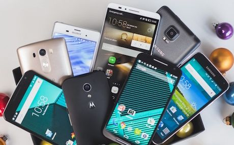 Cu 10 smartphone ban ra co 9 chiec chay Android - Anh 1