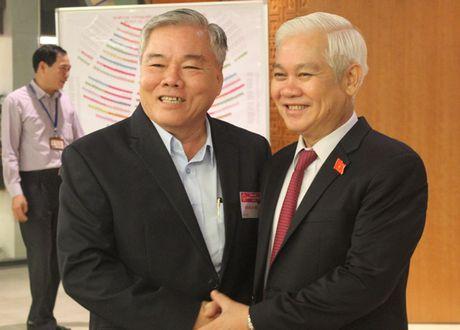 Khong thanh tra viec ong Huynh Phong Tranh bo nhiem can bo vao 'phut chot' - Anh 1