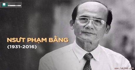 Hieu dung ve can benh viem gan tui mat khien nghe si Pham Bang qua doi - Anh 1