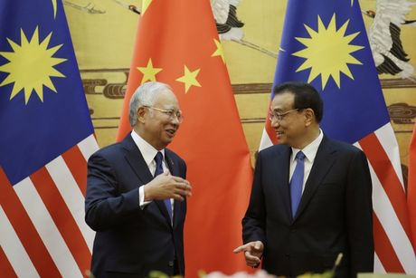 Thu tuong Malaysia tham Trung Quoc: Khong chi ban chuyen lam an - Anh 1