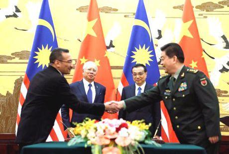 Thu tuong Malaysia tham Trung Quoc: Khong chi ban chuyen lam an - Anh 2