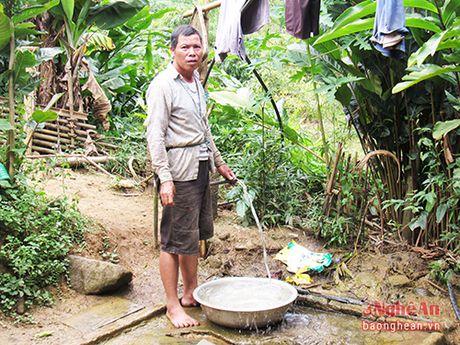 Hon 40% ho dan o Que Phong thieu nuoc sach sinh hoat - Anh 1