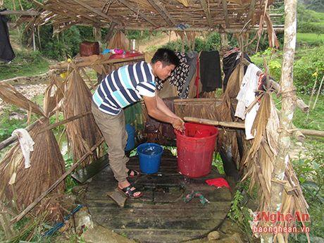 Hon 40% ho dan o Que Phong thieu nuoc sach sinh hoat - Anh 2