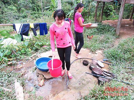 Hon 40% ho dan o Que Phong thieu nuoc sach sinh hoat - Anh 3