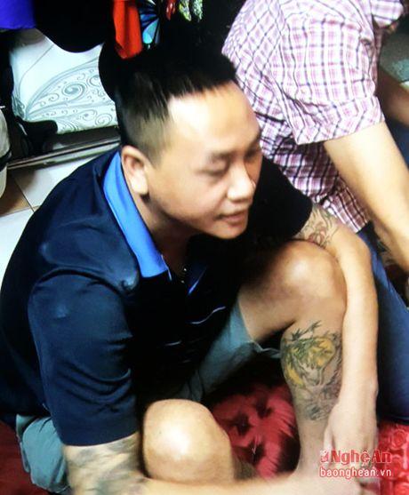 Pha chuyen an danh bac tram trieu tai chung cu Tecco A - Anh 4
