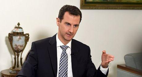 Tong thong Assad cao buoc My co tinh tan cong quan doi Syria - Anh 1