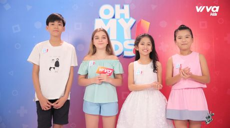 Oh My Kids! #9: Chuyen gi da xay ra voi Ngoc Quang va Milana? - Anh 1