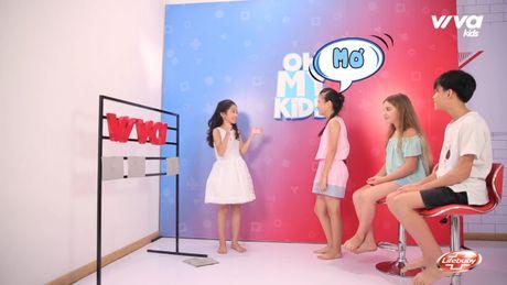 Oh My Kids! #9: Chuyen gi da xay ra voi Ngoc Quang va Milana? - Anh 5