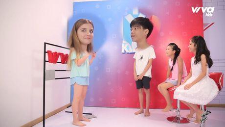 Oh My Kids! #9: Chuyen gi da xay ra voi Ngoc Quang va Milana? - Anh 6